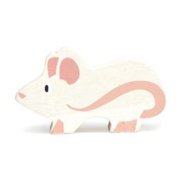 Tender Leaf Toys - Houten Muis - 5 cm
