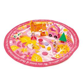 Tender Leaf Toys - Sprookje in opbergzak 45 x 45 x 9 cm - 16-delig