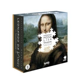 Londji - Mona Lisa Art Puzzel (1000 st)