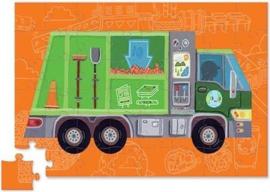 Crocodile Creek - Recycle Truck (48 st)