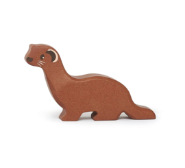 Tender Leaf Toys - Houten Wezel - 8 cm