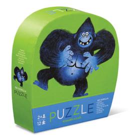 Crocodile Creek - Mini Puzzel Go Gorilla (12st)