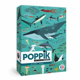 Poppik - Oceaan Puzzel (500 st.)
