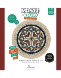 Neptune Mosaic - Mosaicbox Mandala