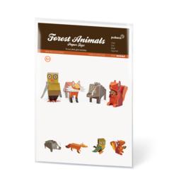 Pukaca - Forest Animals