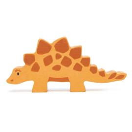 Tender Leaf Toys - Houten Stegosaurus - 13 cm
