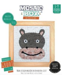 Neptune Mosaic - Mosaicbox Nijlpaard