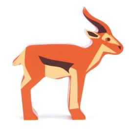 Tender Leaf Toys - Houten Antilope - 7 cm