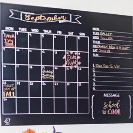 Jaq Jaq Bird - Krijt Kalender