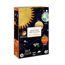 Londji - Discover the Planets Puzzel (200 st)