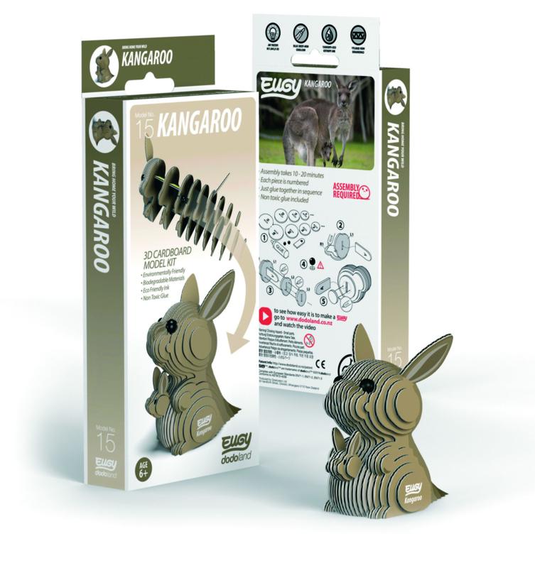 Eugy 3D - Kangoeroe