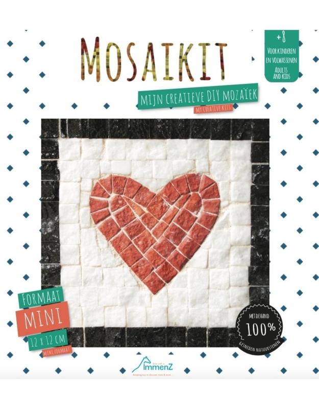 Neptune Mosaic - Mosaikit Hart