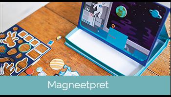 Petit Collage magneetpret