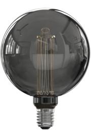 Calex Globe G125 Titanium E27 dimbaar 3,5W 2000K 40lm