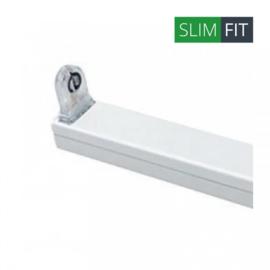 LED TL armatuur 60 cm | enkel | IP22 | EcoSlim