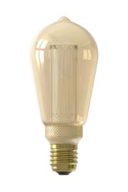 Calex LED Lamp dimbaar E27 ST64 amber 3,5W 1800K 100lm