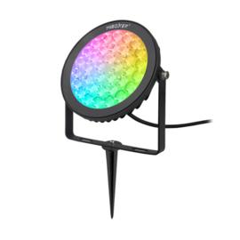 Milight tuinspot   15W   RGB+CCT   230V