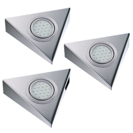 Keukenverlichting  | THEBO | Triangle | 1,5W | schakelaar