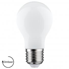 LED Lamp E27 | dimbaar | Peer | Milky | 6,5W | 2700K