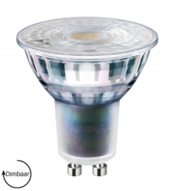 GU10 LED spot | dimbaar | Dim to warm | 5,5W | 2200K-3000K