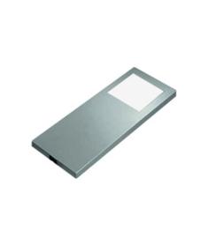 Keukenverlichting | HERA Slim Pad F | RVS | dynamisch