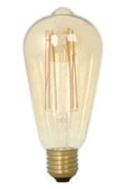 Calex LED Lamp met sensor E27 ST64 amber 4W 2100K 400lm