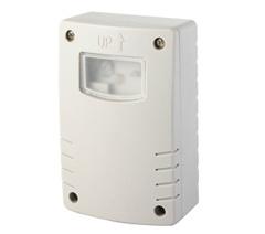 Daglicht sensor / schemerschakelaar | Wit | IP44
