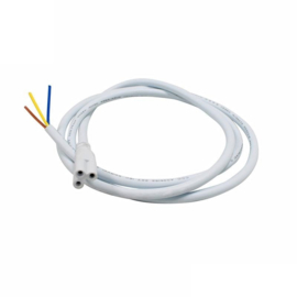 T5 armatuur kabel enkel | 250 cm