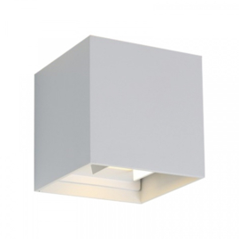 Buitenlamp | Cube | Wit | IP65