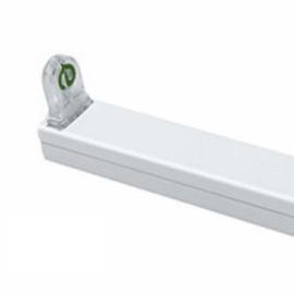 LED TL armatuur 60 cm | enkel | IP22 | Prof