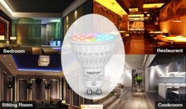 GU10 LED Lamp RGB+CCT | 4W