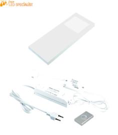 Keukenverlichting | HERA Slim Pad F | Wit | dynamisch