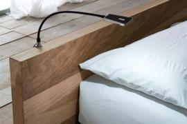 L&S Arealight zwart | slaapkamer lamp | 3400K