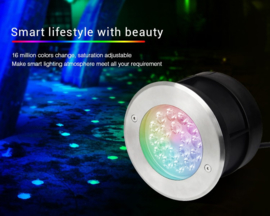 Grondspot RGB+CCT | 9W IP68