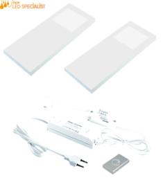 Keukenverlichting | HERA Slim Pad F | Wit | dimbaar