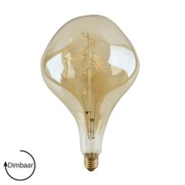 E27 LED Lamp dimbaar | ET | amber | 6W