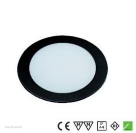 Onderbouw verlichting | HERA FR-55 Zwart