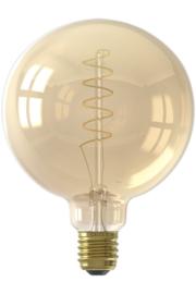 Calex Globe G80 Amber E27 dimbaar 4W 2100K 200lm