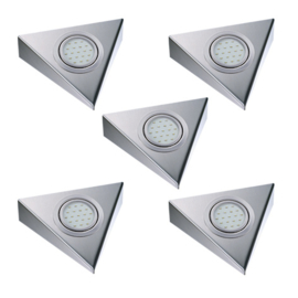 THEBO | Triangle | 1,5W | 5 keukenspots