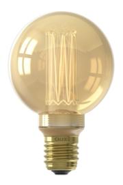 Calex Globe G80 Amber E27 dimbaar 3,5W 1800K 100lm