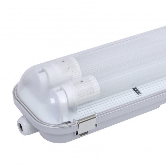 LED TL armatuur 60 cm | dubbel | IP65 | Prof