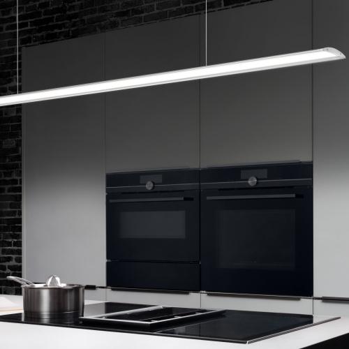 Keukenverlichting THEBO Pendelarmatuur 160 1200mm 3000K