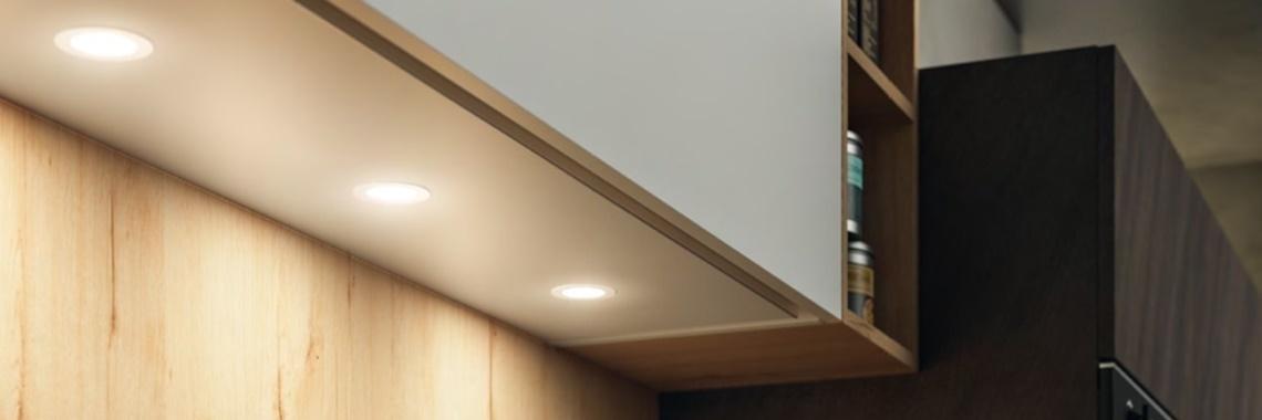 HERA | Keukenverlichting | FR-55 | RVS