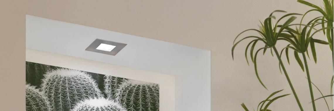 HERA | Keukenverlichting | FQ-68 | RVS