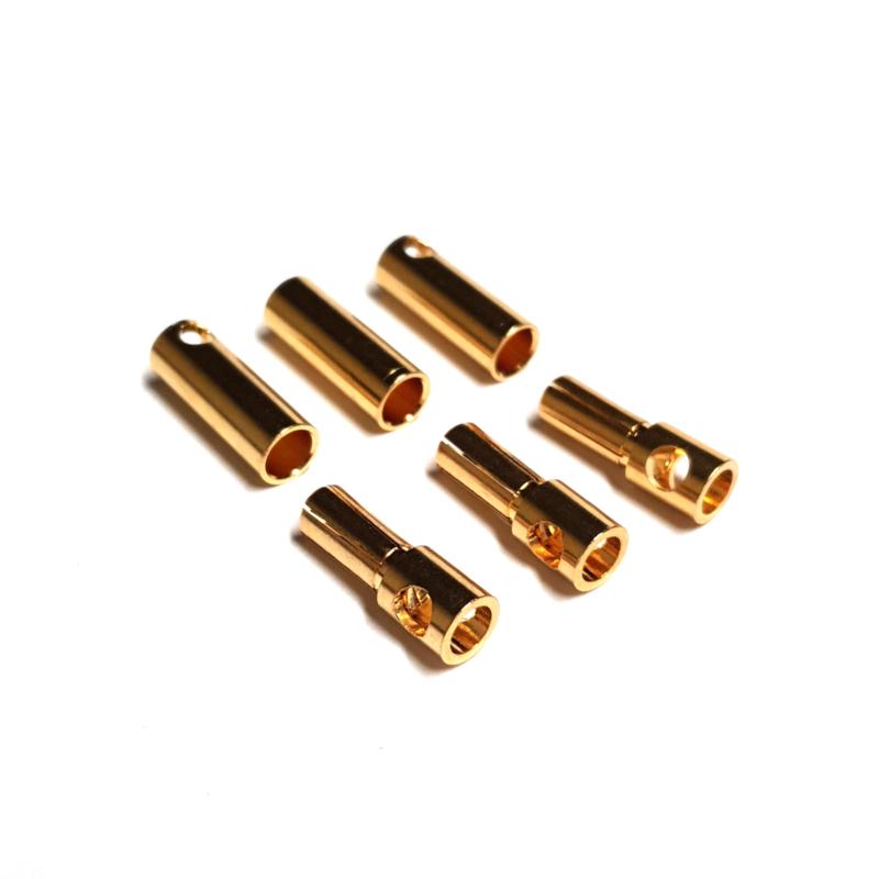 Bullet Connectors 5.5 mm