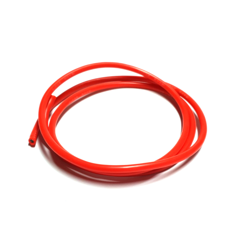 12 AWG Red Wire