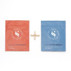 Skin for skin collageen&Haar supplementen combi deal
