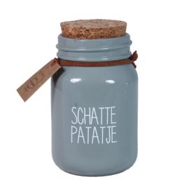 Sojakaars -SCHATTE PATATJE-