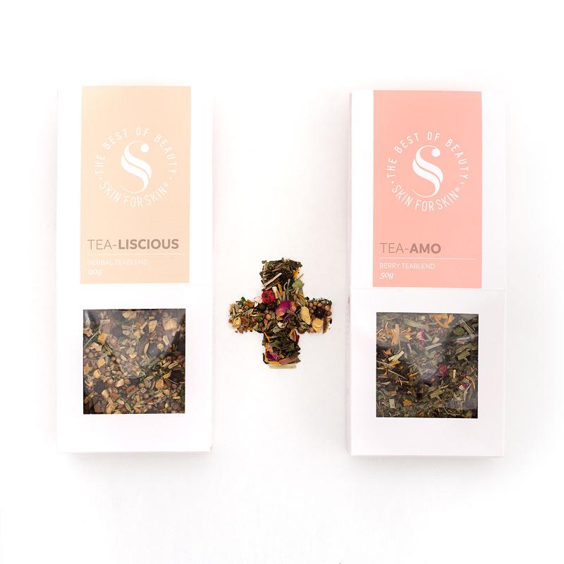 Skin for Skin BERRY+HERBAL teablend