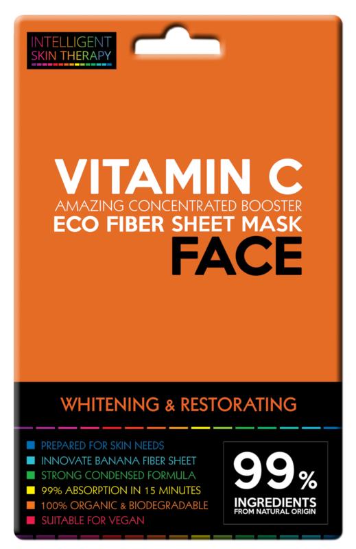 Beautyface Sheetmask Vitamine C